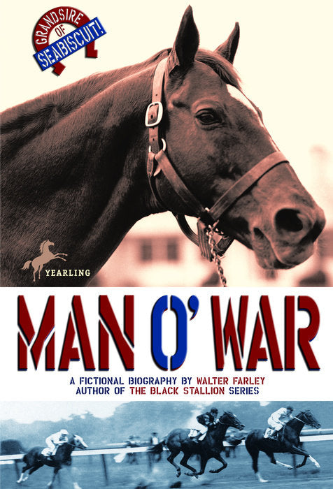 Book - Man O'War - Kentucky Horse Park