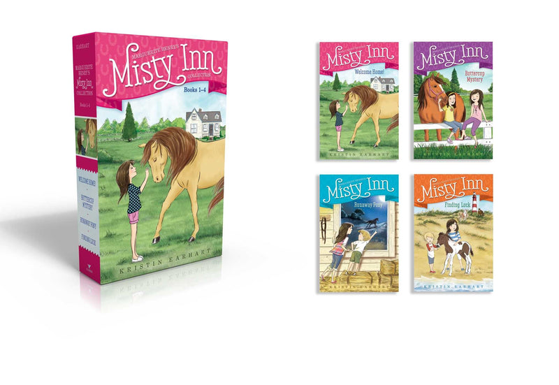 Book - Misty Inn Collection Books 1-4 - Kentucky Horse Park