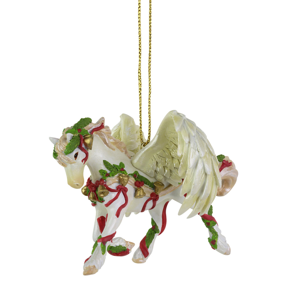 Ornament Horse Angel Gloria