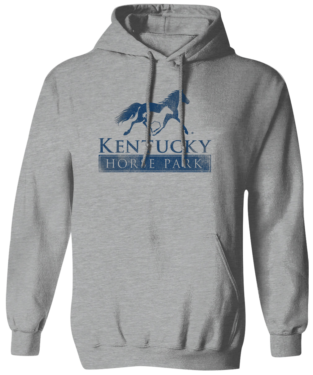 KHP Logo Full Zip Hood