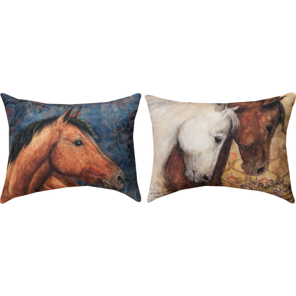 Pillow - Stable Life A - Kentucky Horse Park
