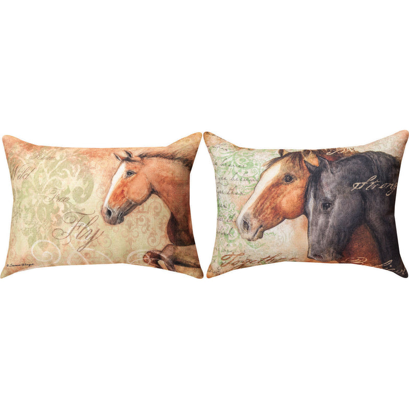 Pillow - Stable Life B - Kentucky Horse Park