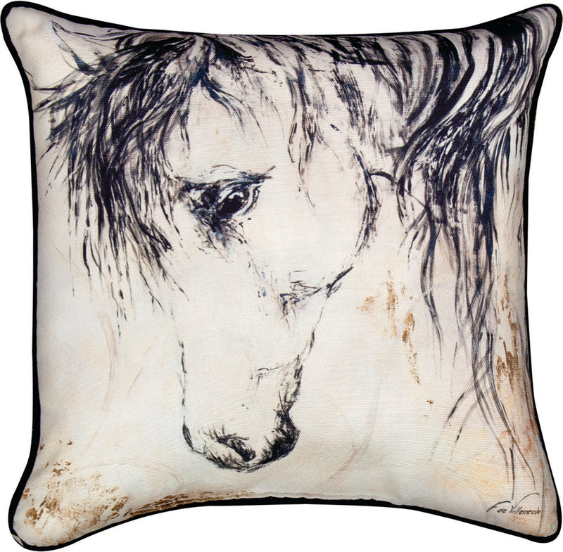 Pillow - Wild Mane II - Kentucky Horse Park