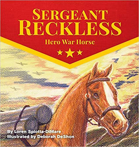 Book- Sergeant Reckless: Hero War Horse (PAPERBACK)