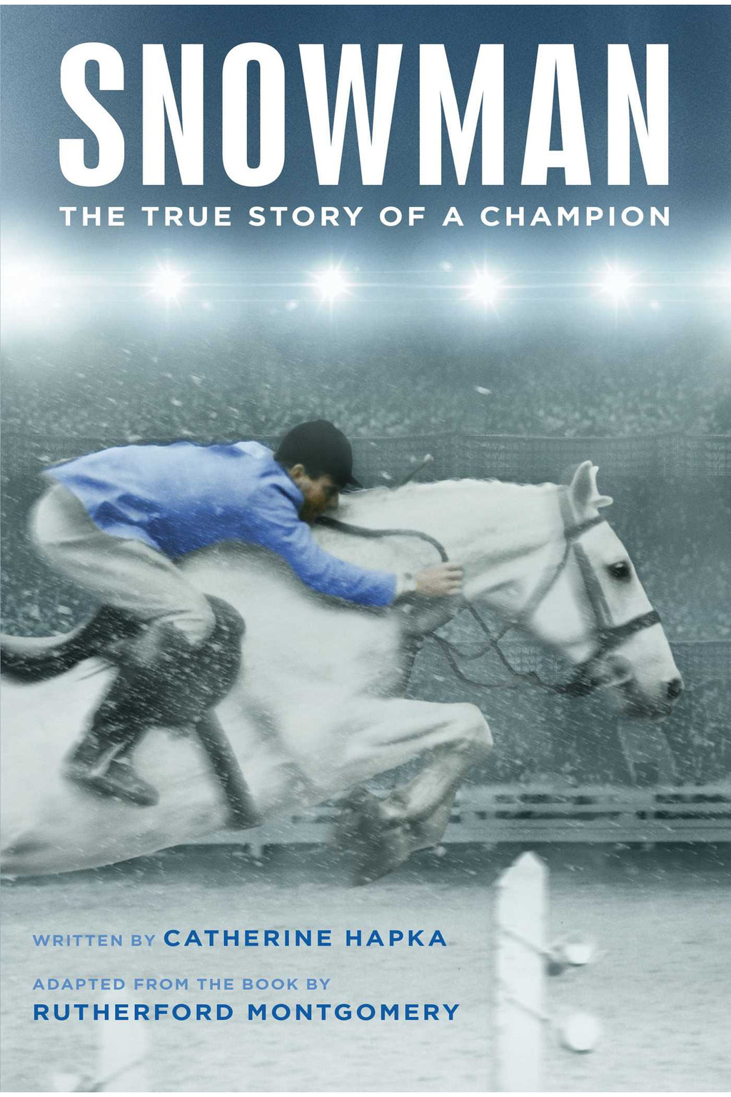 Book - Snowman - Kentucky Horse Park