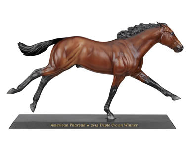 Breyer - Traditional American Pharoah Triple Crown - Kentucky Horse Park
