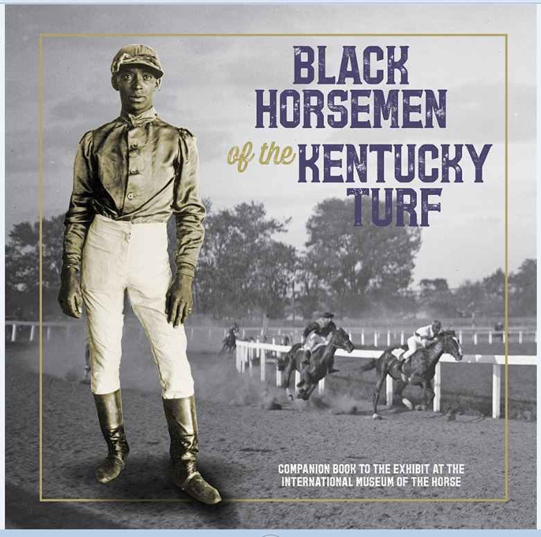 Book- Black Horsemen of the Kentucky Turf