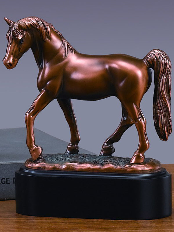 Statue - Classic Thoroughbred - Kentucky Horse Park