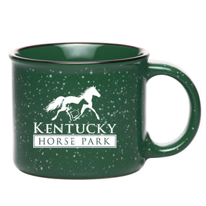 Coffee Mug -  KHP Campfire mug Green - Kentucky Horse Park
