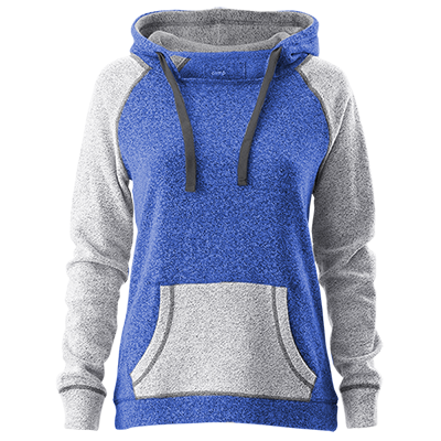 Camp David Horizon Hoodie (Blue/Grey)