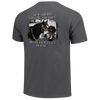 SGT RECKLESS K.H.P. STATUE TEE IN GENTLEMAN'S GREY
