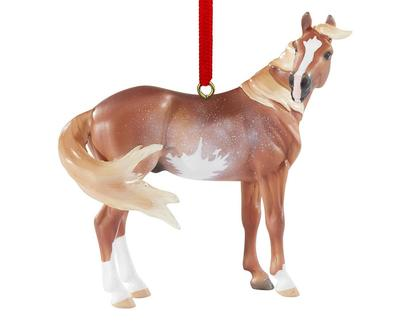 BREYER MUSTANG BEAUTIFUL BREEDS ORNAMENT