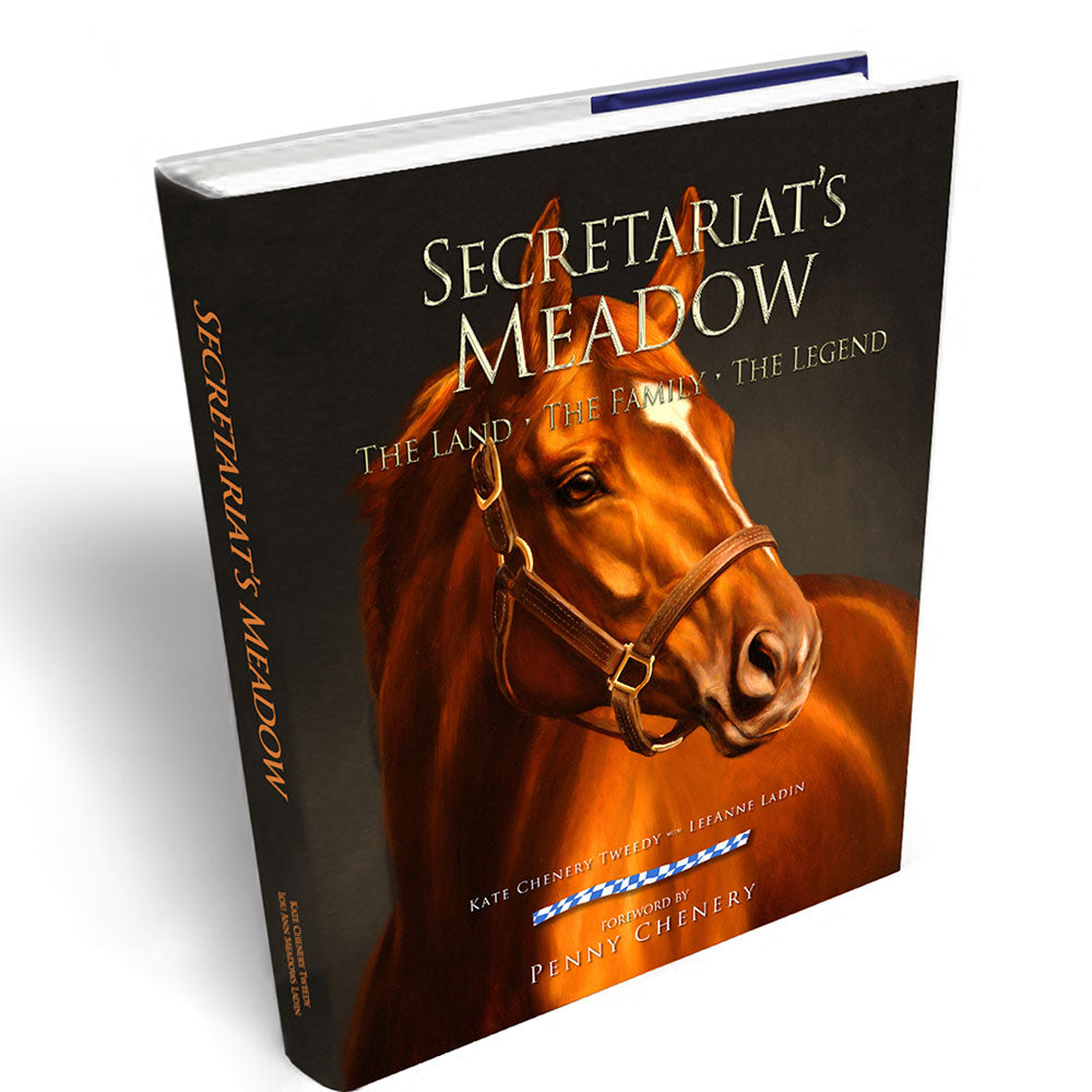 Book - Secretariat's Meadow - Kentucky Horse Park