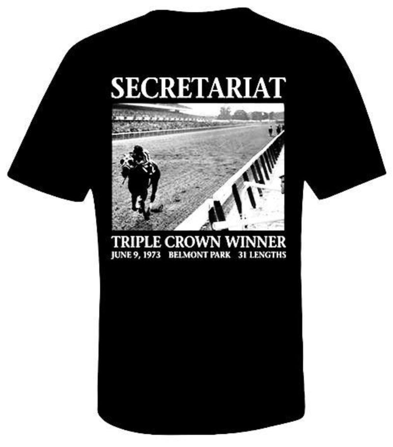 Secretariat - 31 Lengths T-Shirt - Kentucky Horse Park