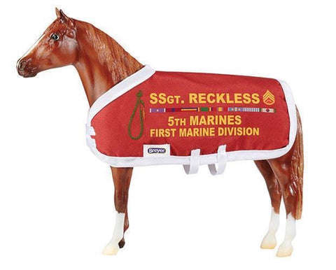 Sgt Reckless America's War Horse