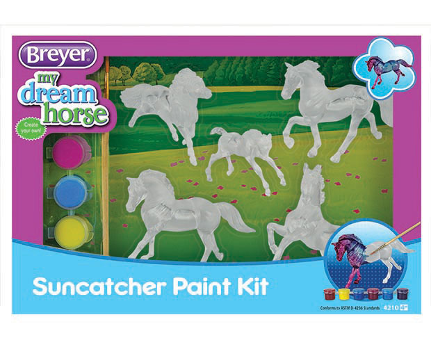 Breyer - Stablemates Suncatchers - Kentucky Horse Park