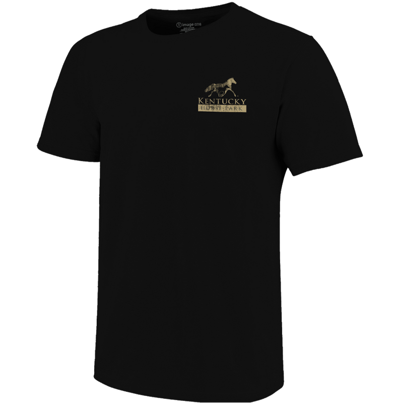 SGT Reckless Medals T-Shirt - Black - Kentucky Horse Park
