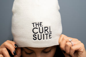 The Curl Suite Beanie