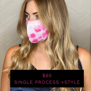 $65 Single Process and Style