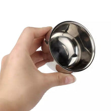 Load image into Gallery viewer, Stainless Steel Shaving Bowl Cup