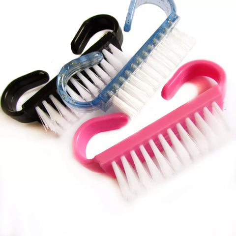 Manicure Pedicure Nail Cleaning Brush