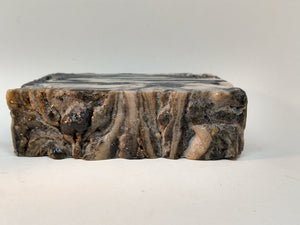 Tobacco Leaf Amber & Leather Bar Soap
