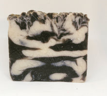Load image into Gallery viewer, Tobacco Leaf Amber & Leather Bar Soap