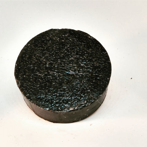 Activated Charcoal & Sea Kelp Shave Puck