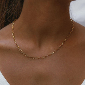 Barbados Gold Necklace