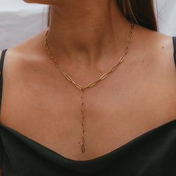 Bermuda Necklace with Pendant