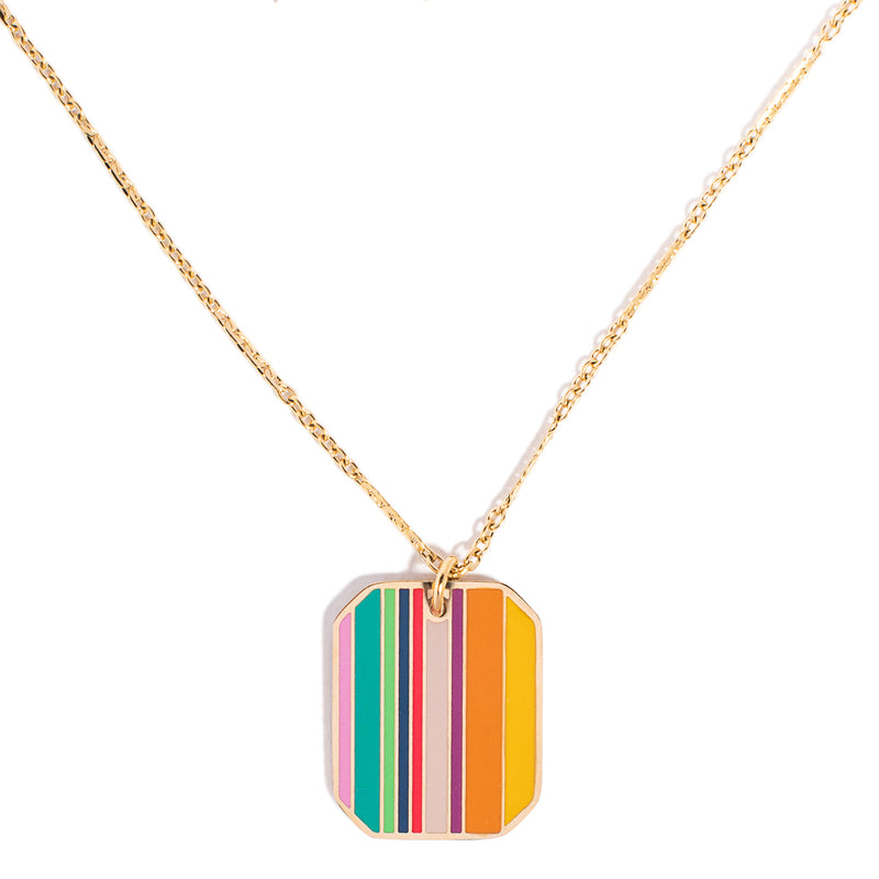 The Rainbow Necklace