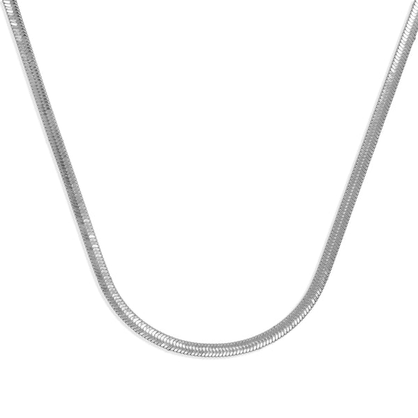 Nassau Silver Necklace