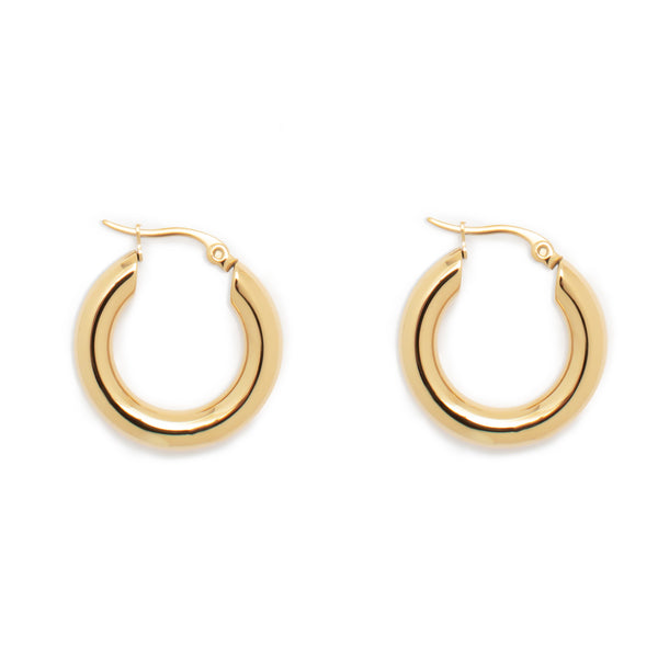 Phi Phi Hoop Earrings