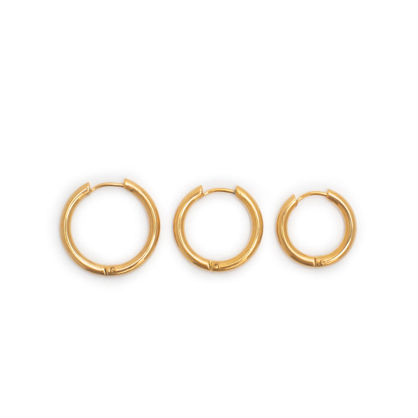 The Triple Hoops Set
