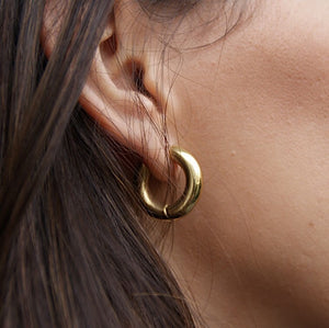 Nicole Hoop Earrings
