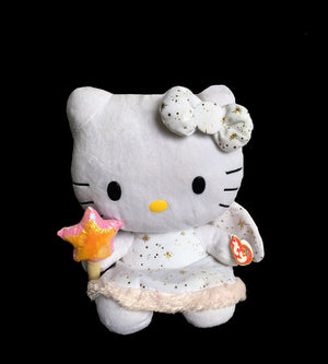 ty HELLO KITTY Stuffed Plush  (3 Style Options)