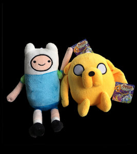 ADVENTURE TIME Finn & Jake Plush Set