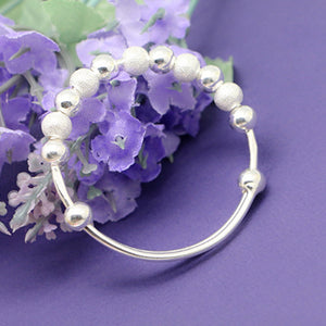 Special Frosted Bead Bracelet (For Baby)