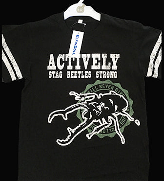 ELFIN DOLL BeetlesT-Shirt  (2 Colour Options)