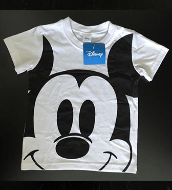 DISNEY Mickey Mouse T-Shirt    (2 Colour Options)