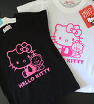 Hello Kitty T-shirt  (only White colour)