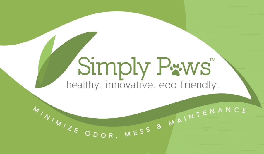 Our Journey to Simply Paws® Natural Cat Litter System