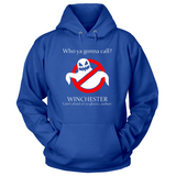 Who Ya Gonna Call Winchester T Shirts