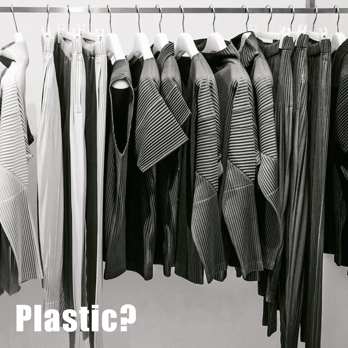 Plastic clothes?