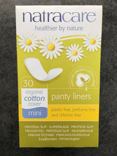 Plastic-free Sanitary Products by Natracare