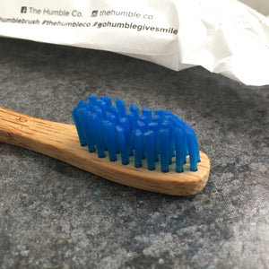 Bamboo Toothbrush by Humble
