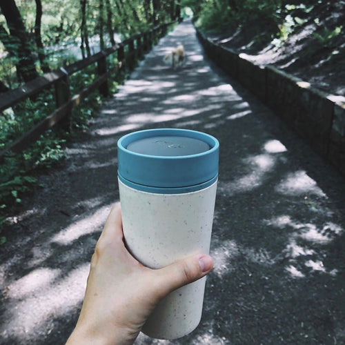 Reusable Coffee Cup by rCup