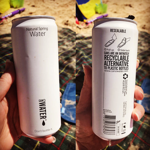 Water in a Can by CanO Water