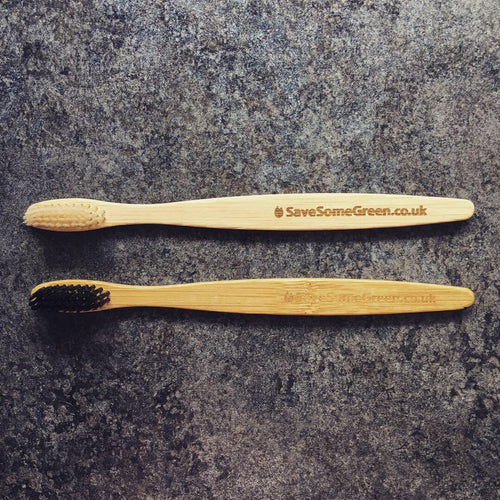 Bamboo Toothbrush by Save Some Green