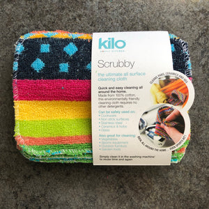 Cleaning Scrubby by Kilo